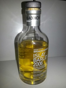 Bruichladdich Islay Barley 2006 review