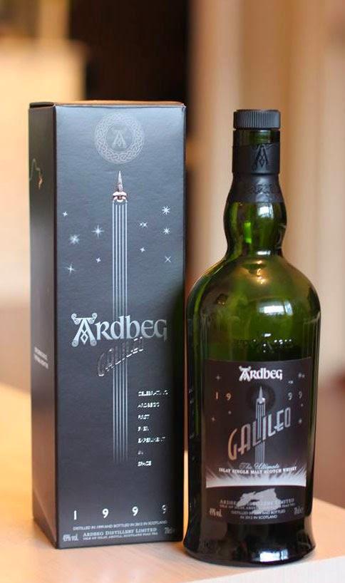 Ardbeg Galileo - Layer Cake whisky