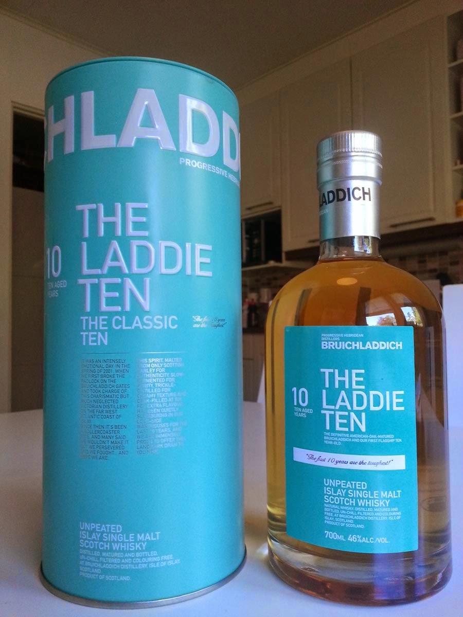 Laddie Ten review