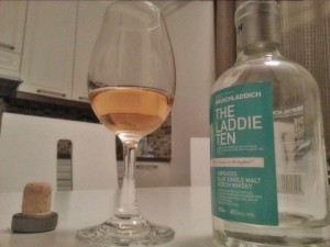 Bruichladdich 10 year old – The Laddie Ten