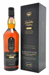 Lagavulin Distillers Edition 1996 review by WhiskyRant!