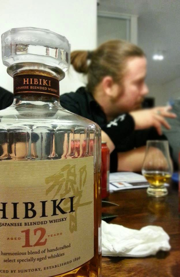Hibiki has malts from Yamazaki and Hakushu