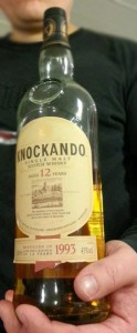 Knockando 12yo review