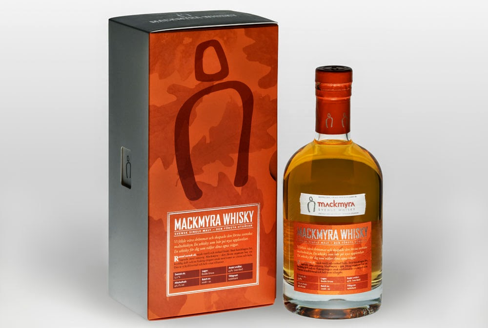 Mackmyra First Edition review