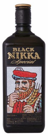 Black Nikka Special whisky from Japan