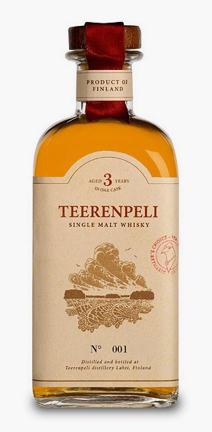 Teerenpeli 3 year old single malt review