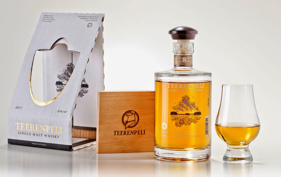 Teerenpeli 8yo whisky review
