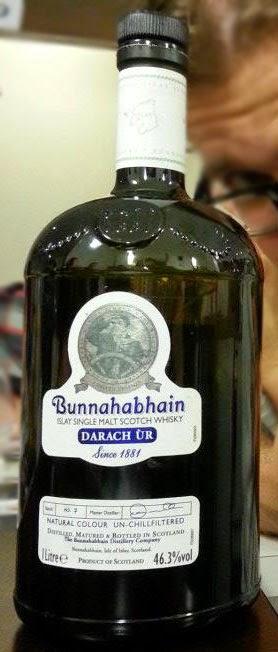 WhiskyRant! review of Bunnahabhain Darach Ur