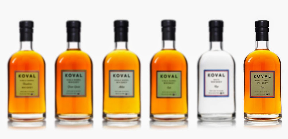 Koval Single Barrel Rye Whiskey review