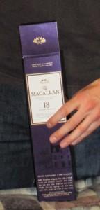Macallan 18 yo Sherry Oak whisky review