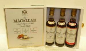 Macallan 12YO Elegancia and 10YO cask strength reviews