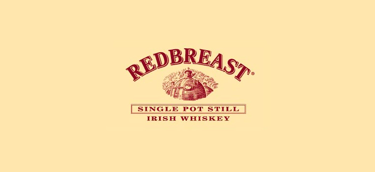 Redbreast single spot still logo
