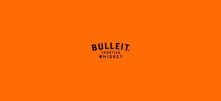 Bulleit frontier whiskey logo
