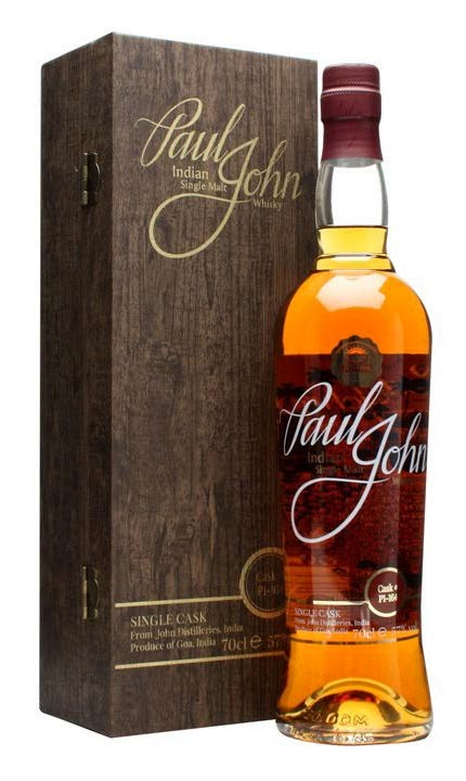 WhiskyRant! review of Paul John Indian Single Cask P1 164