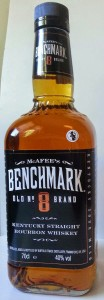 Benchmark old no 8 Kentucky Straight Bourbon Whiskey review by WhiskyRant!