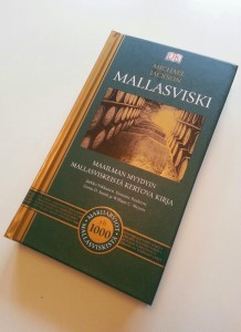 Malt Whisky Companion book, author: Michael Jackson, review by WhiskyRant! Mallasviski-kirja