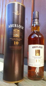 Aberlour 10 year old single malt whisky review