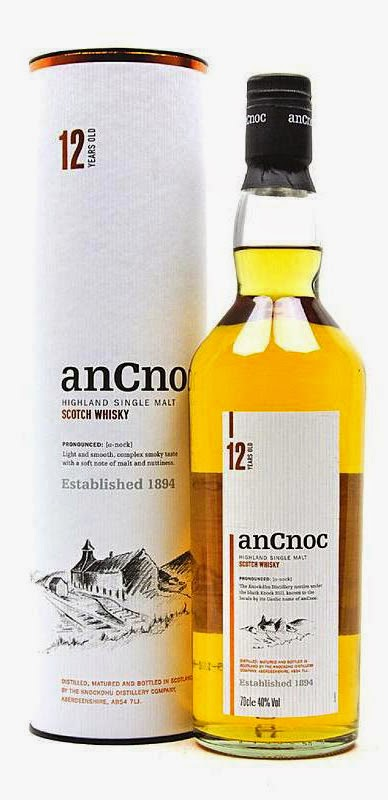 WhiskyRant! review of An Cnoc 12yo single malt