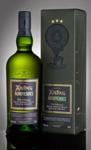 Ardbeg Auriverdes whisky review