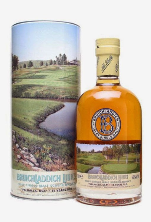 WhiskyRant! review of Bruichladdich Links 15YO