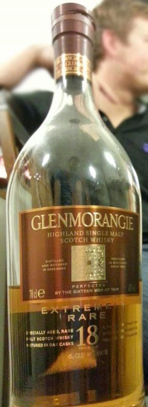 WhiskyRant! review of Glenmorangie 18YO Extremely Rare