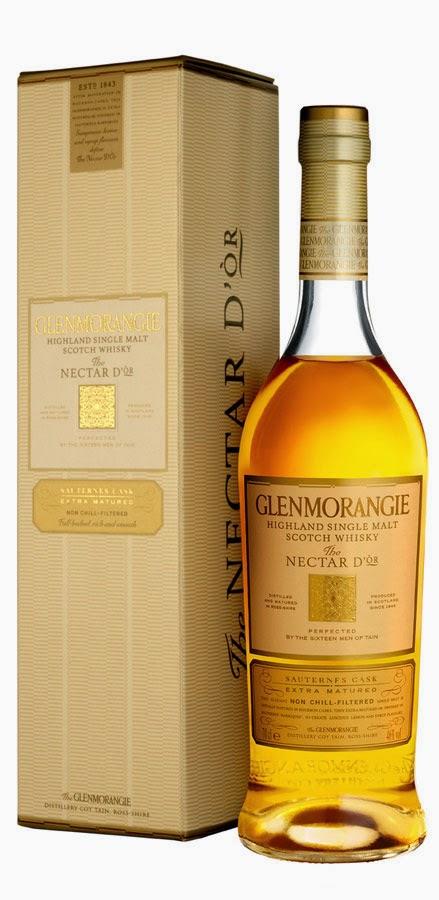 WhiskyRant! review of Glenmorangie Nectar D'Or 12YO single malt