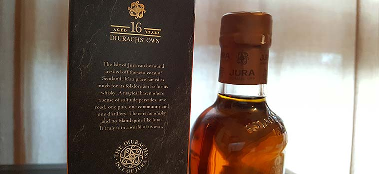 Isle of Jura 16YO
