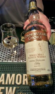 Ledaig 1996 Connoisseurs Choice whisky review