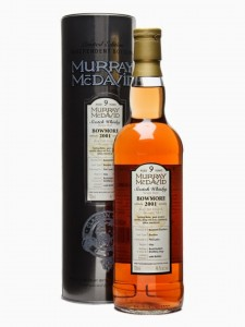 Murray McDavid Bowmore 9 year old 2001 Port Casks review