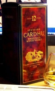 Cardhu 12 year old single malt review by WhiskyRant!