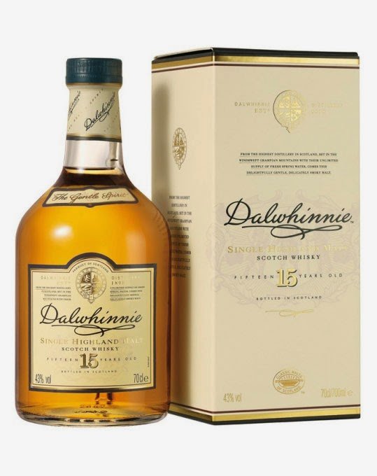 WhiskyRant! review of Dalwhinnie 15YO single malt