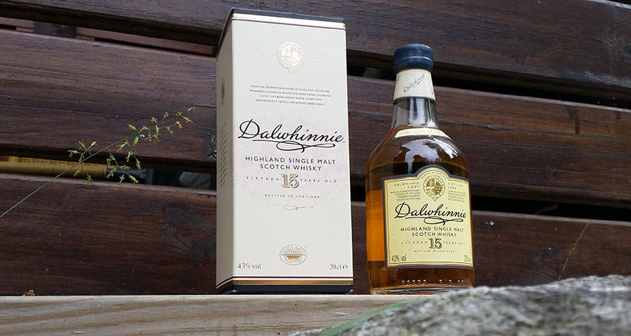 Dalwhinnie 15yo single malt whisky review