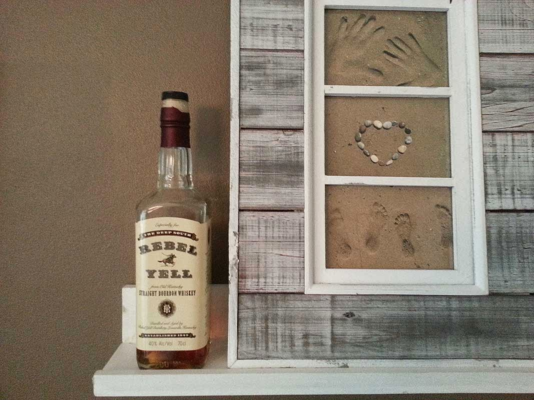 Rebel Yell Kentucky Straight Bourbon Whiskey review