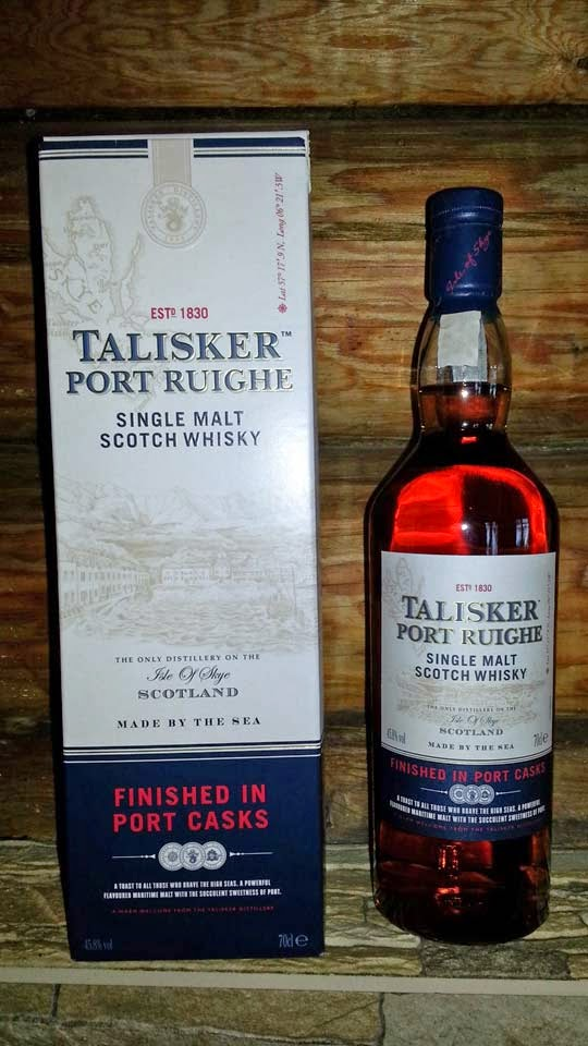 WhiskyRant! review of Talisker Port Ruighe