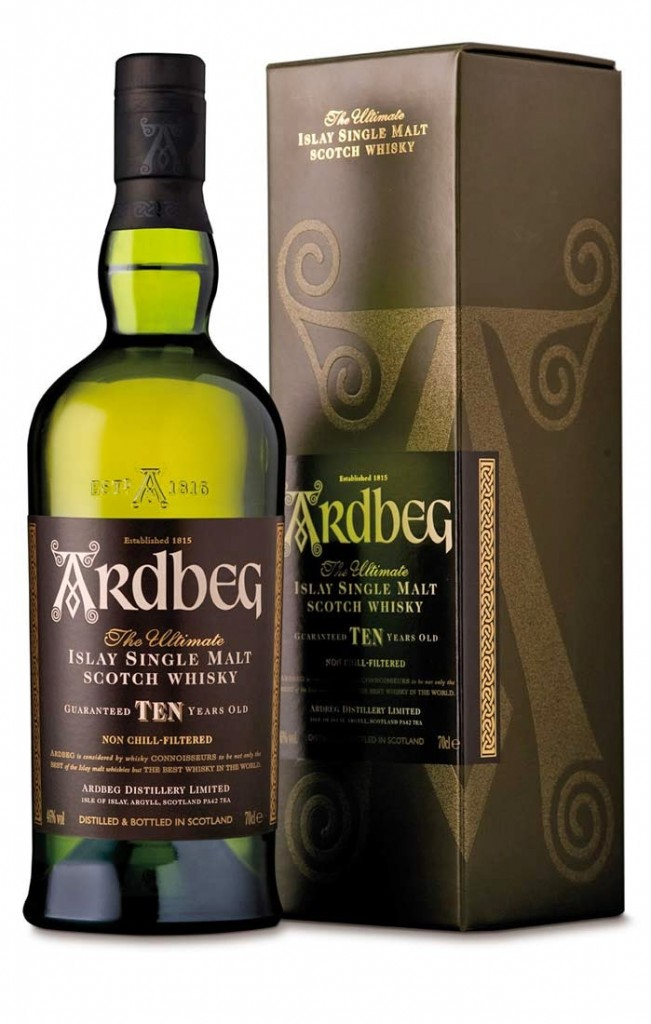 WhiskyRant! review of Ardbeg 10YO single malt