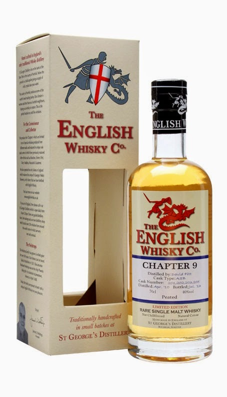 WhiskyRant! review of English Whisky Co. Chapter 9