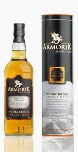 Armorik French single malt whisky, Edition Originale
