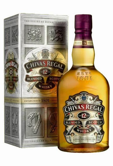 WhiskyRant! review of Chivas Regal 12YO