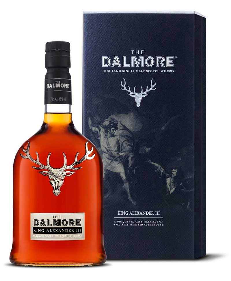 Dalmore King Alexander III review by WhiskyRant!