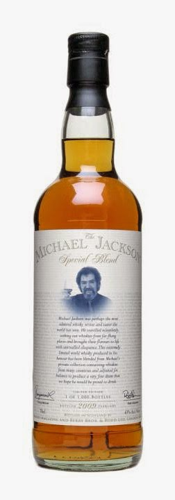 WhiskyRant! review of Michael Jackson Blend