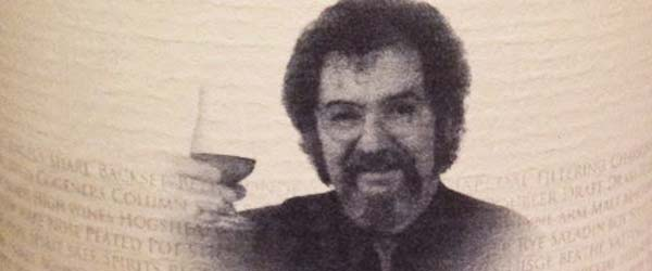 Michael Jackson the whisky and beer author