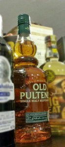 Old Pulteney 21 year old whisky review