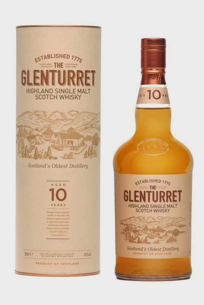 Whiskyrant review of Glenturret 10YO single malt