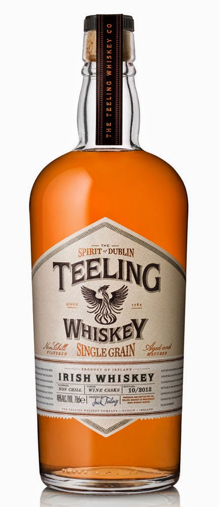 WhiskyRant! review of Teeling Single Grain Red Wine Finish