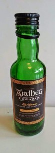Ardbeg Uigeadail miniature bottle