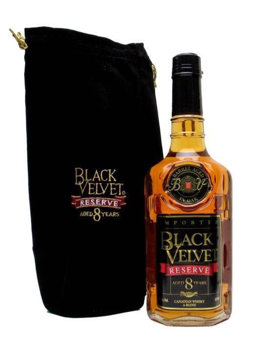 Black Velvet This Is Black Velvet