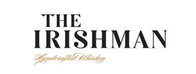 The Irishman logo