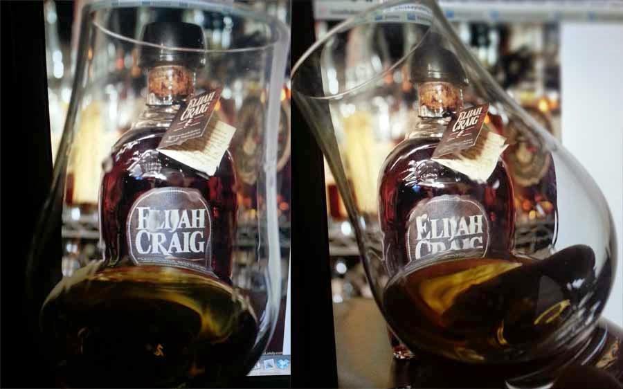 Elijah Craig Barrel Proof Straight Bourbon Whiskey review | 12 year old cask strength Elijah Craig