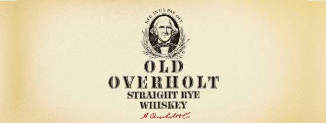 Old Overholt logo