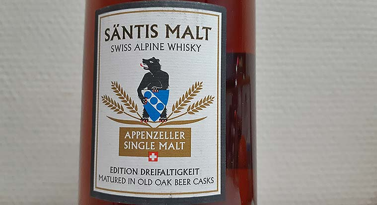Säntis Appenzeller Single Malt